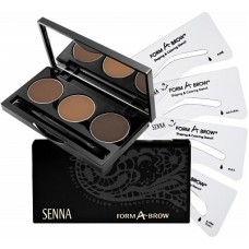 SENNA Form-A-Brow Kit Набор для бровей